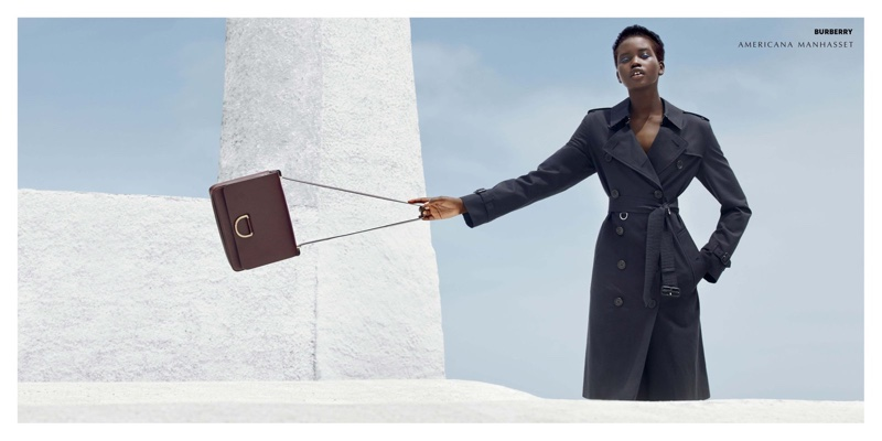 Adut Akech for Americana Manhasset Fall 2018 Ad Campaign (15).jpg