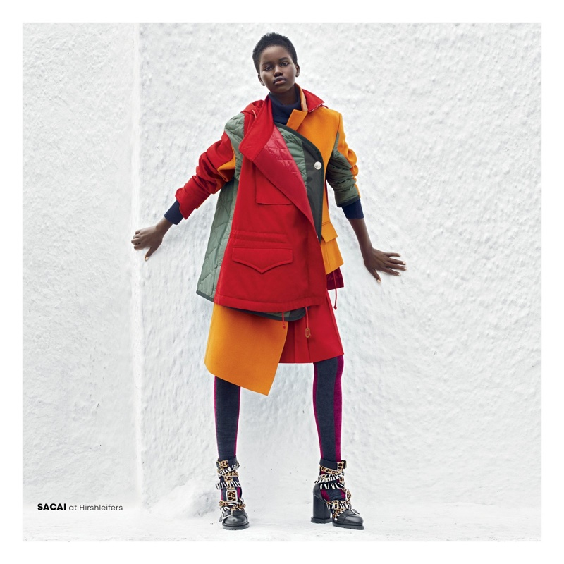 Adut Akech for Americana Manhasset Fall 2018 Ad Campaign (18).jpg