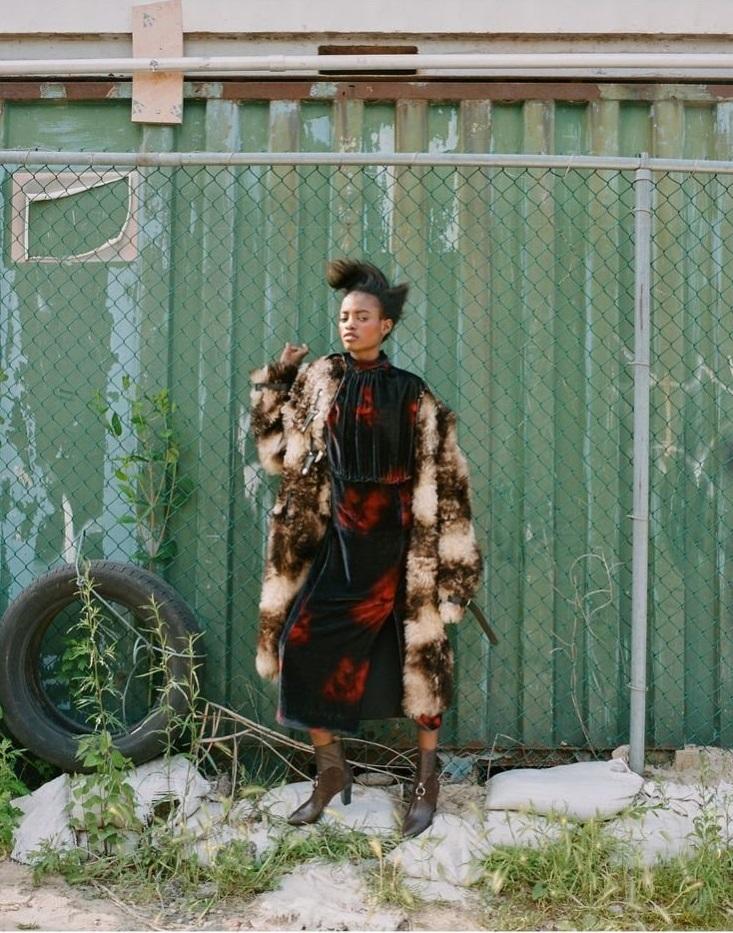 Elizabeth Ayodele by Daniel Cavanaugh for Flaunt FW 2018 (8).jpg