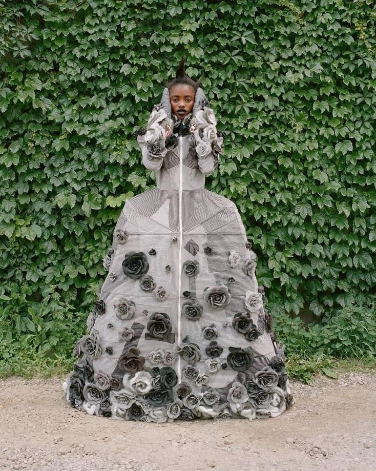 Elizabeth Ayodele by Daniel Cavanaugh for Flaunt FW 2018 (9).jpg