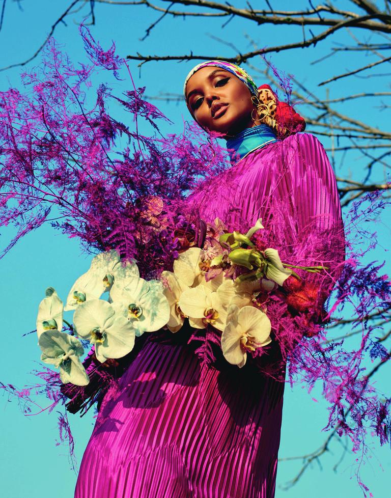 Halima Aden by Clay Stephen Gardner for ELLE UK Nov 2018 (4).jpeg
