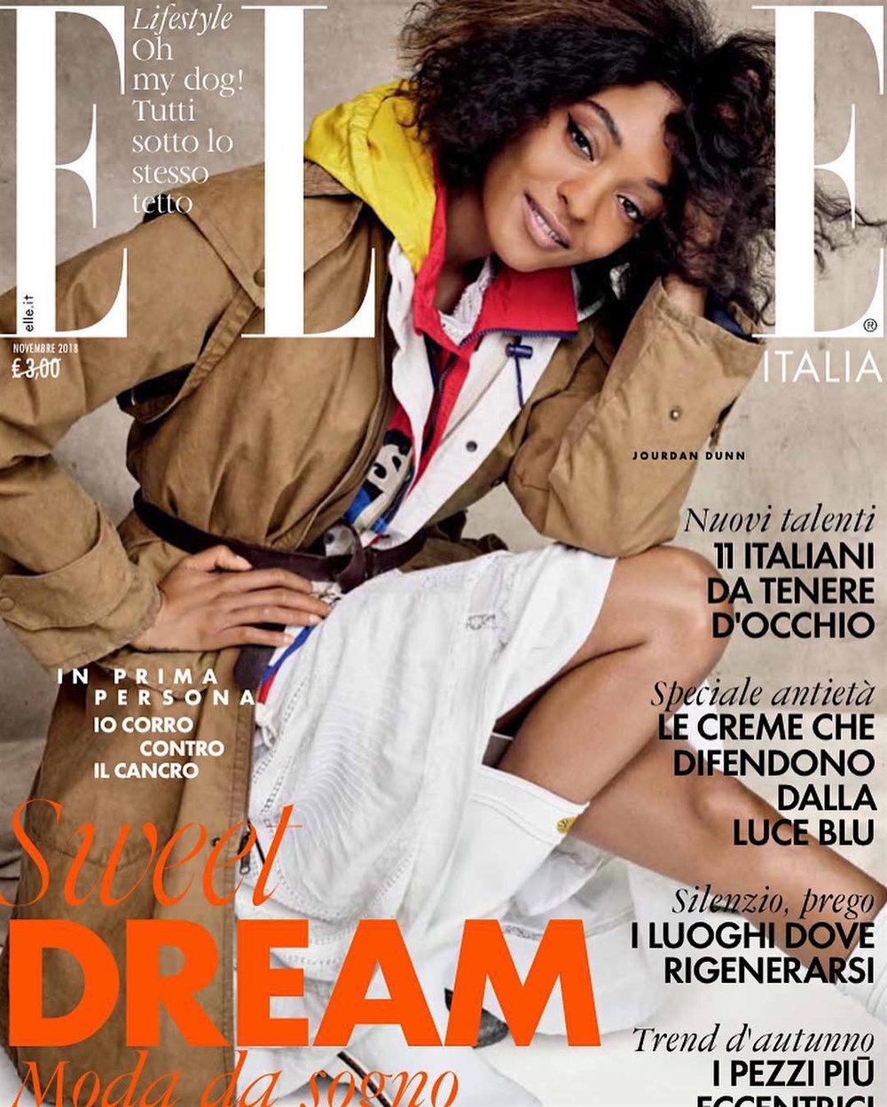 Jourdan Dunn by Victor Demarchelier for Elle Italia Nov 2018 (2).jpg