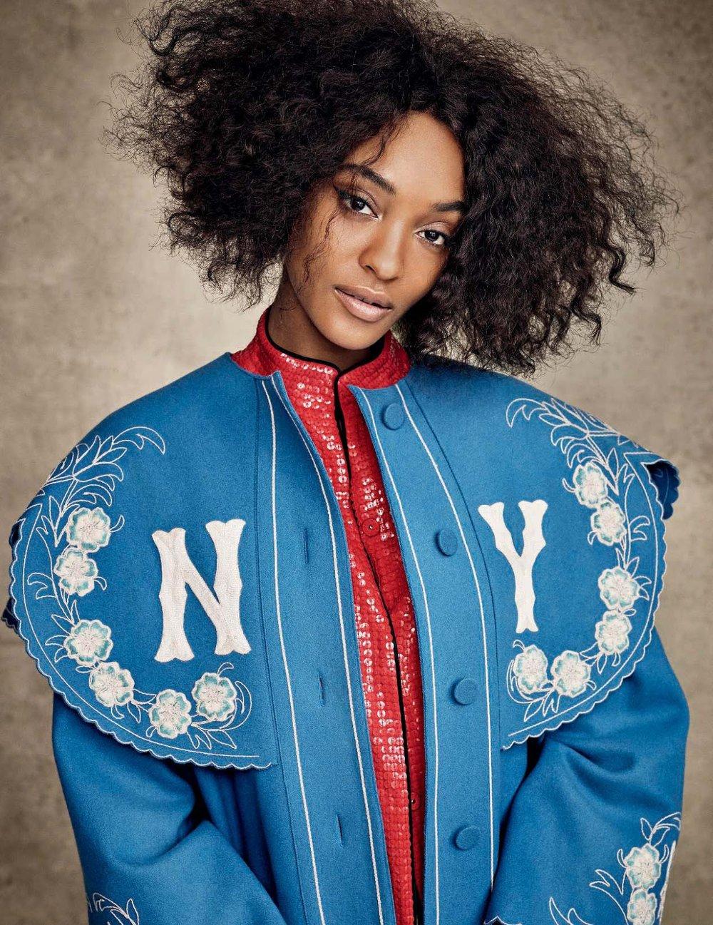 Jourdan Dunn by Victor Demarchelier for Elle Italia Nov 2018 (1).jpg