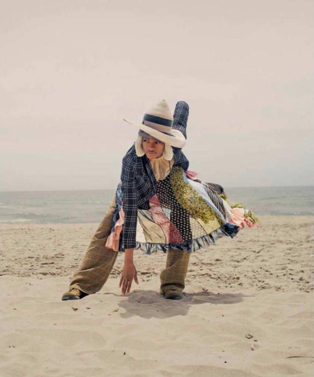 Ine Neefs, Mayowa Nicholas by Drew Jarrett for Vogue Spain Nov 2018 (6).jpg