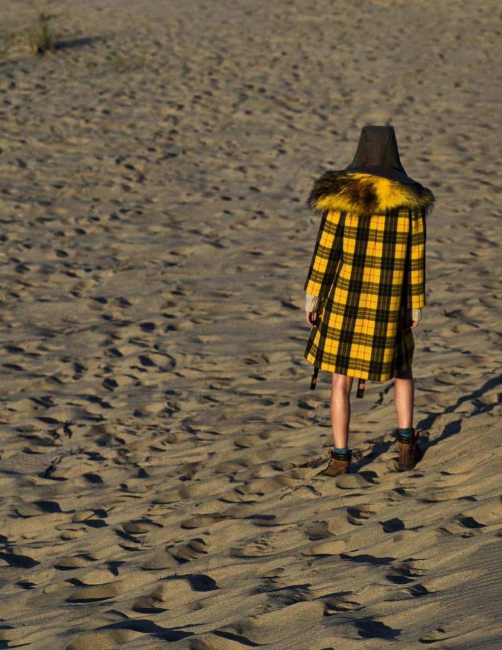 Ine Neefs, Mayowa Nicholas by Drew Jarrett for Vogue Spain Nov 2018 (7).jpg