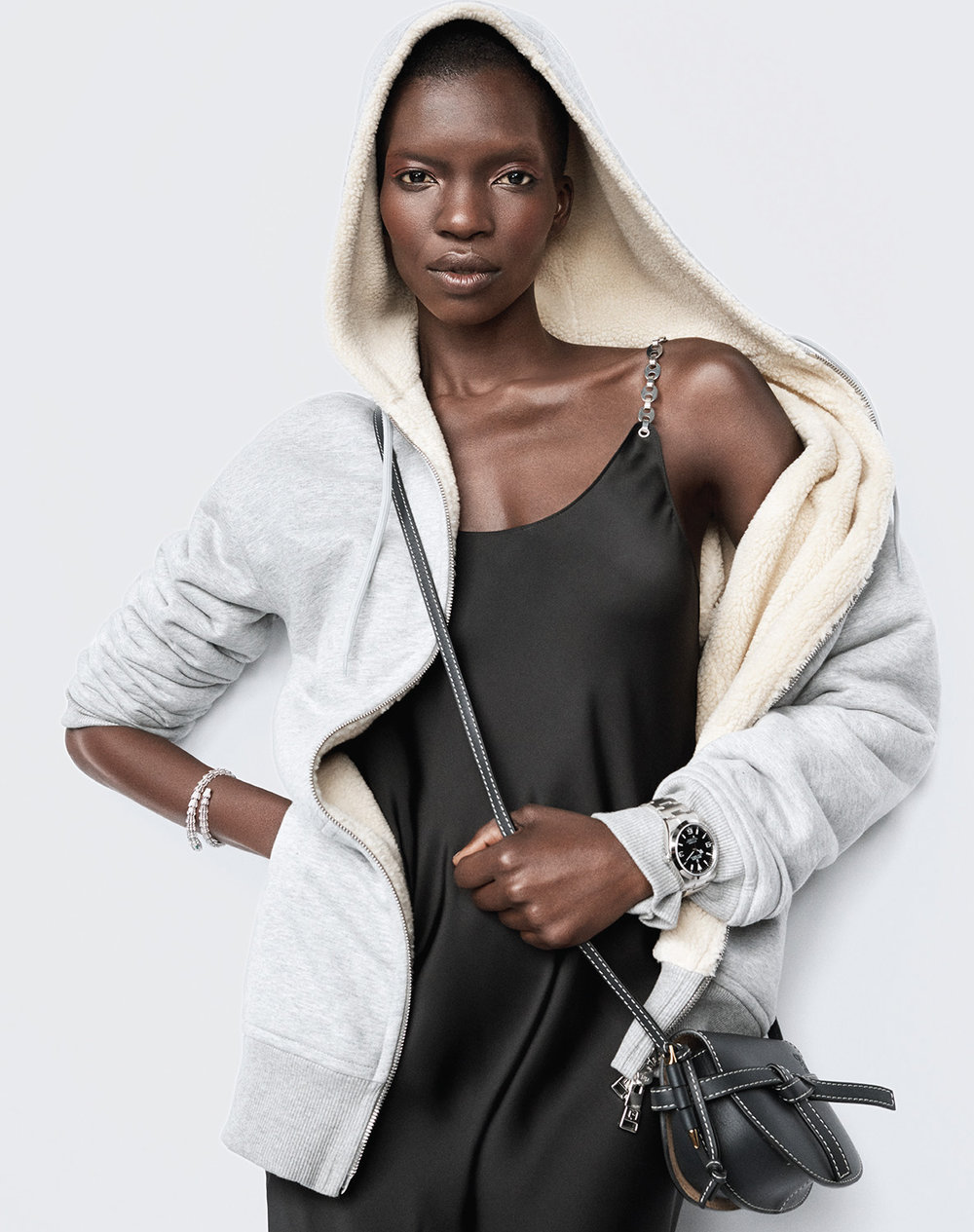 Achok Majak by Tom Schirmacher in 'Carry On' for Elle US Oct 2018 (15).jpg