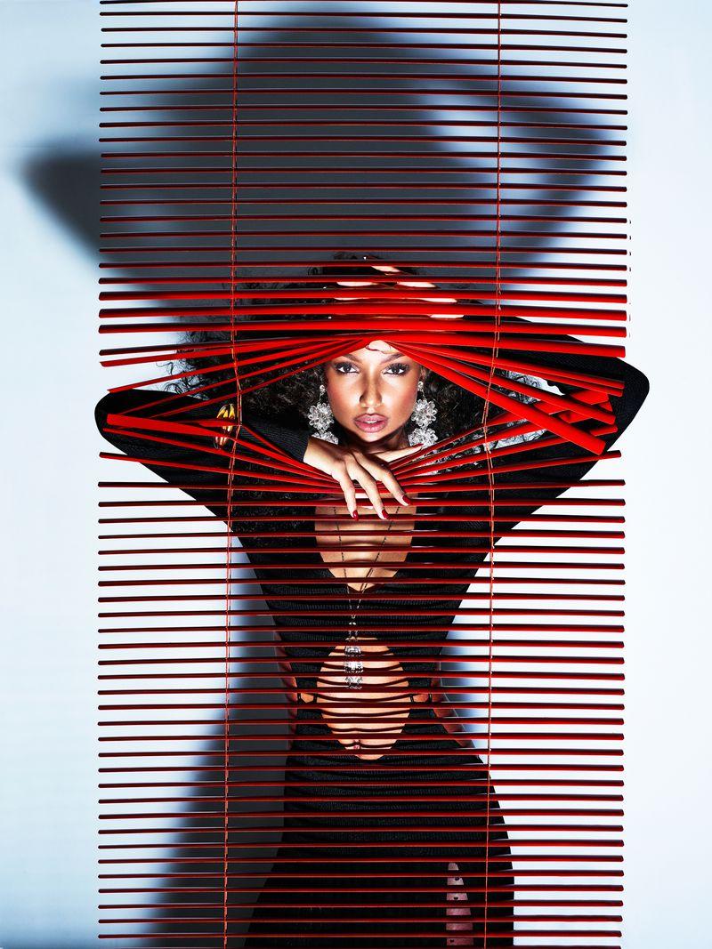 Jasmine Tookes by Enrique Vega for Harper's Bazaar Kazakhstan Nov 2018 (6).jpg