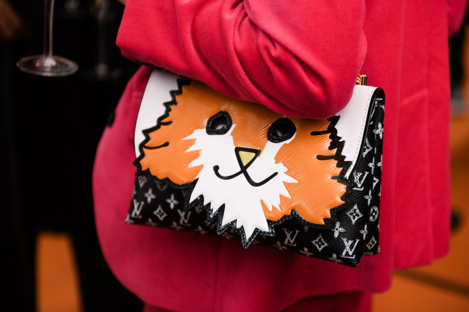 26eb2c8a6afd EYE  Animal Lovers Are On The Prowl at Catogram From Louis Vuitton x ...
