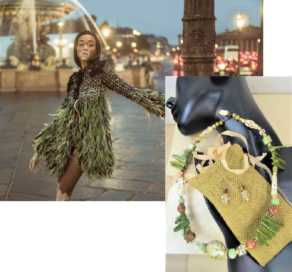 Winnie Harlow by Jacques Burga for Harper's Bazaar Mexico and Latin America Nov 2018 (4) collage.jpg
