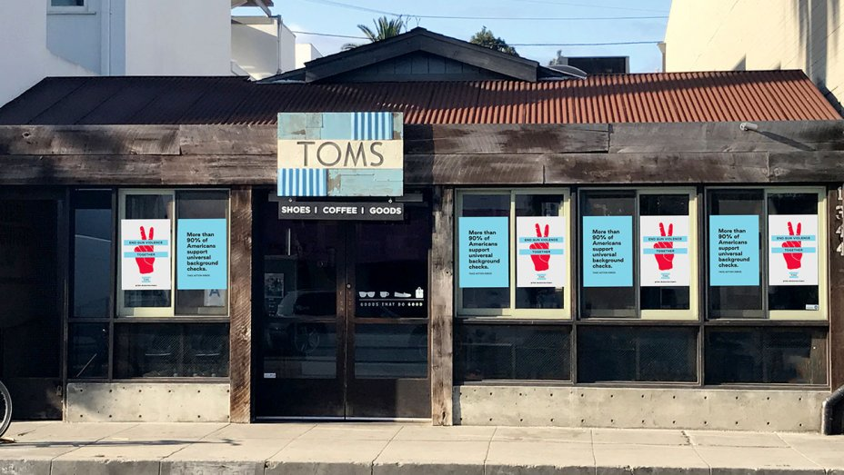 toms retail stores campaign against gun violence.jpg