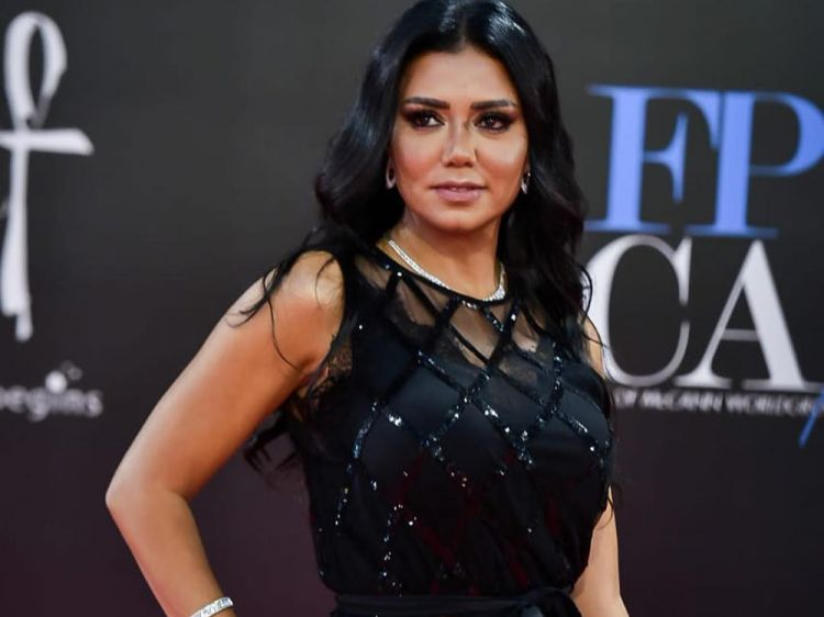 Rania Youssef facing obsenity charges after Cairo International Film Festival.jpg