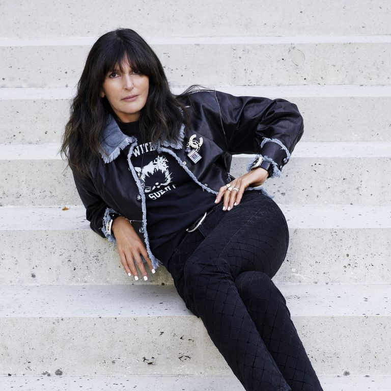 Chanel fashion studio director  Virginie Viard