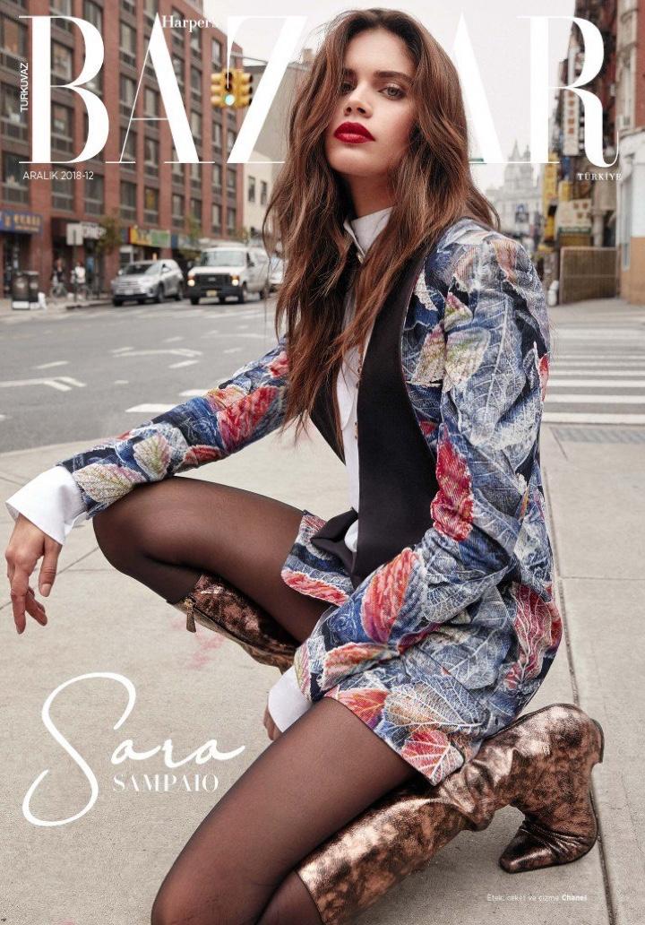 Sara Sampaio for Harper's Bazaar Turkey December 2018 (2).jpg