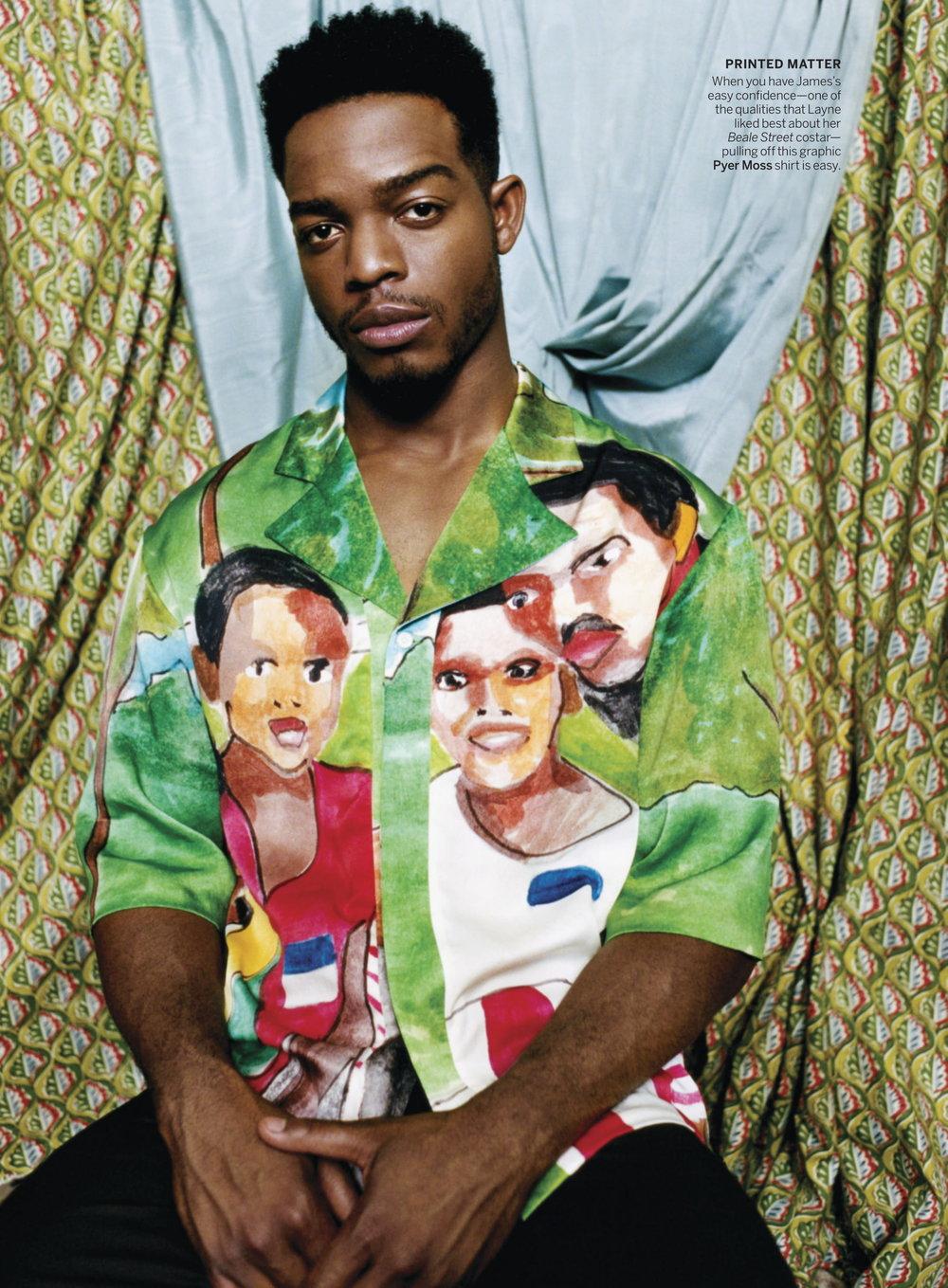 Kiki Layne, Stephan James by Tyler Mitchell for Vogue US Jan 2019 (2).jpg