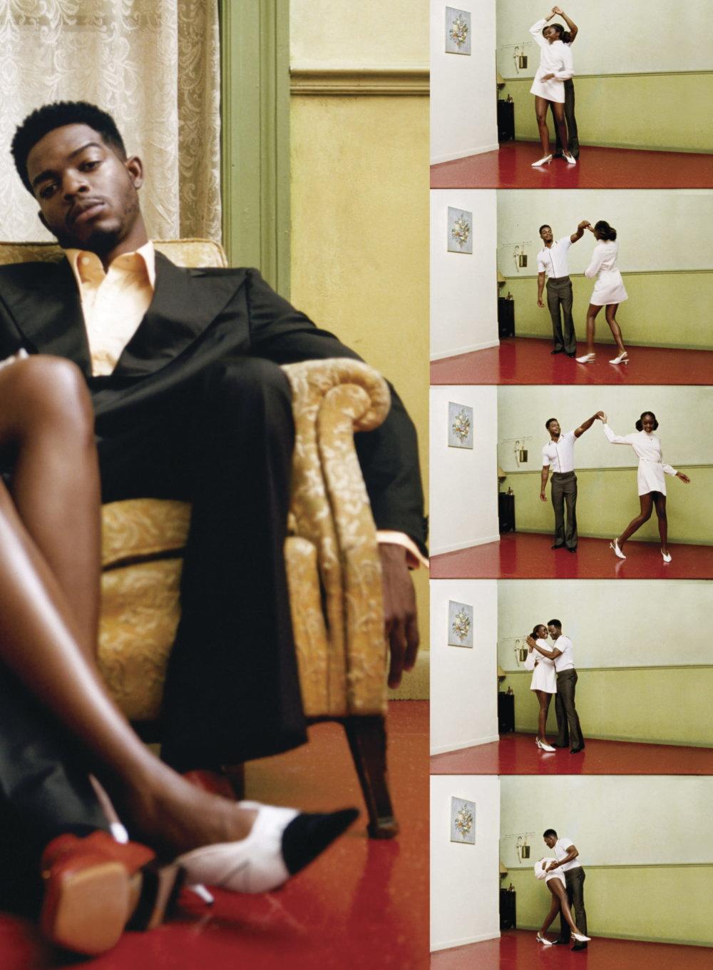 Kiki Layne, Stephan James by Tyler Mitchell for Vogue US Jan 2019 (5).jpg