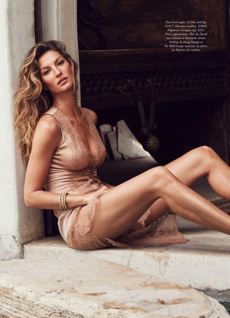 2019 Gisele Bundchen nude photos 2019