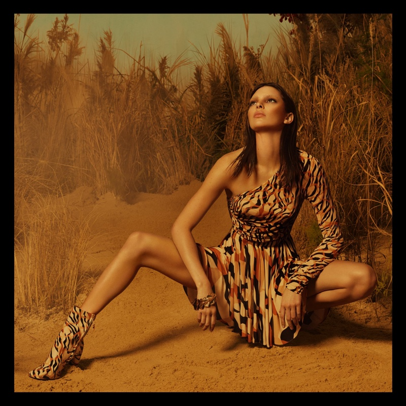 Kendall Jenner by Mert + Marcus Roberto Cavalli SS19 (2).jpg