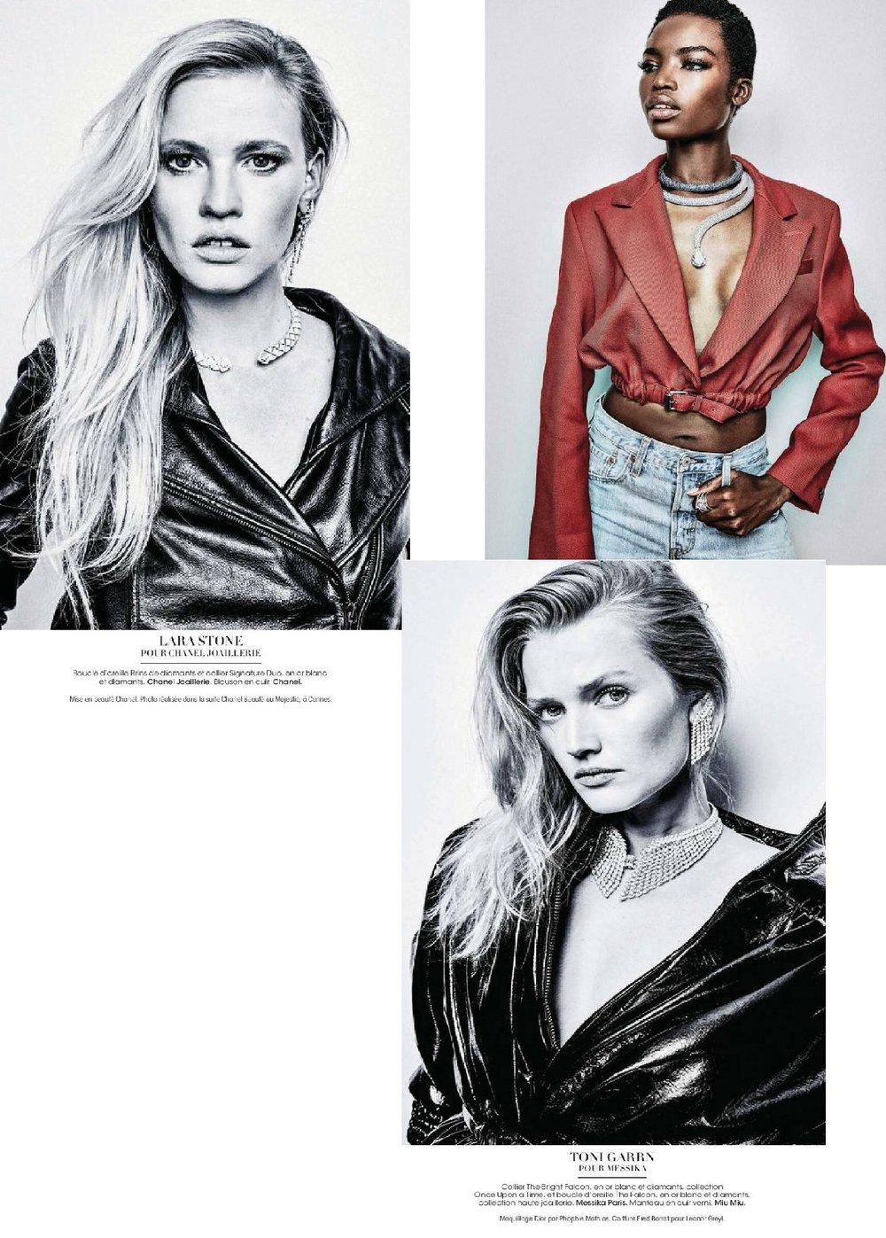 Damon Baker Madame Figaro Dec 21, 2018 collage.jpg