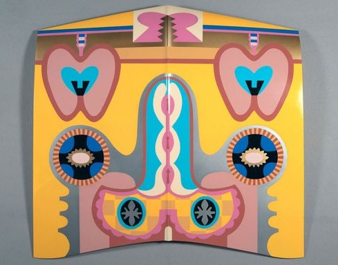 'Bigamy Hood' by Judy Chicago