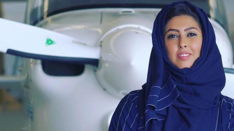 Yasmine al-Maymany  is among the certified Saudi women pilots  who told AlArabia in August 2018  that she hoped to soon be in the cockpit with a job sanctioned by the Saudi General Authority of Civil Aviation.