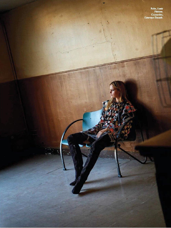 Chantelle Dosser for Glamour  France DecJan 2019 (1).jpg