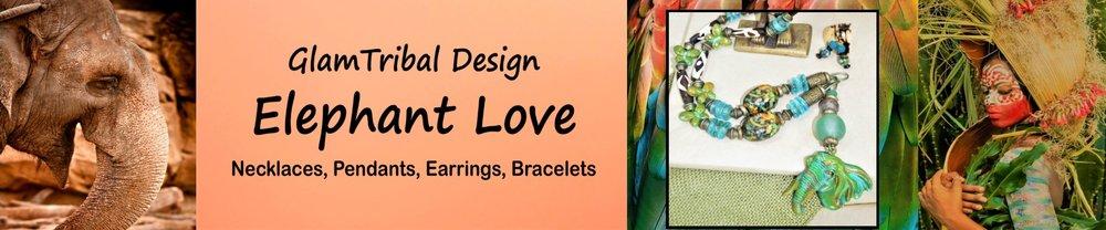 Shop   Elephant Love @ GlamTribal Design