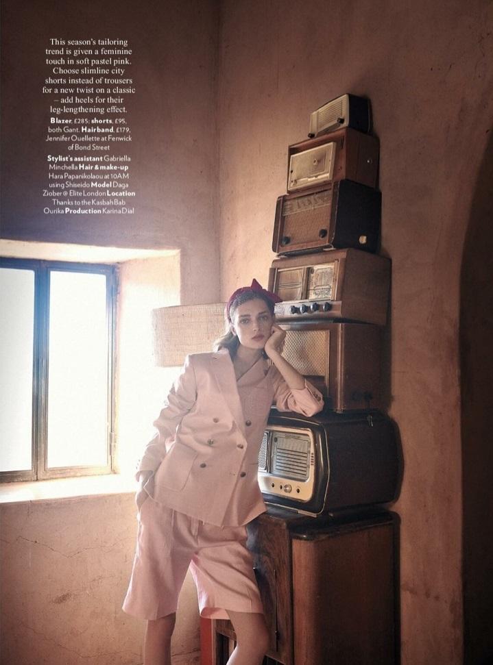 Daga Ziober by Thanassis Krikis for RED Magazine (1).jpg