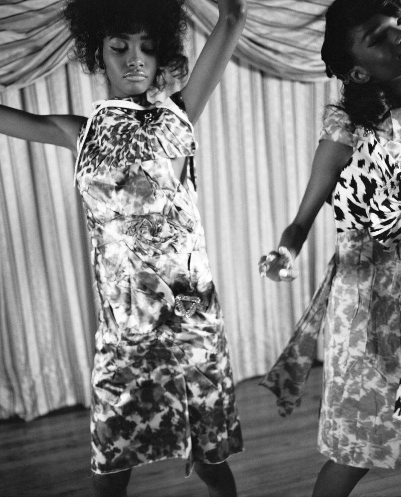 Nadine Ijewere 'Black Cotillion' for Garage Magazine SS2019 (9).jpg