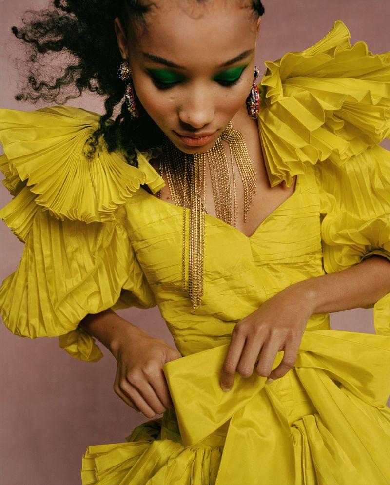 Nadine Ijewere 'Black Cotillion' for Garage Magazine SS2019 (14).jpg