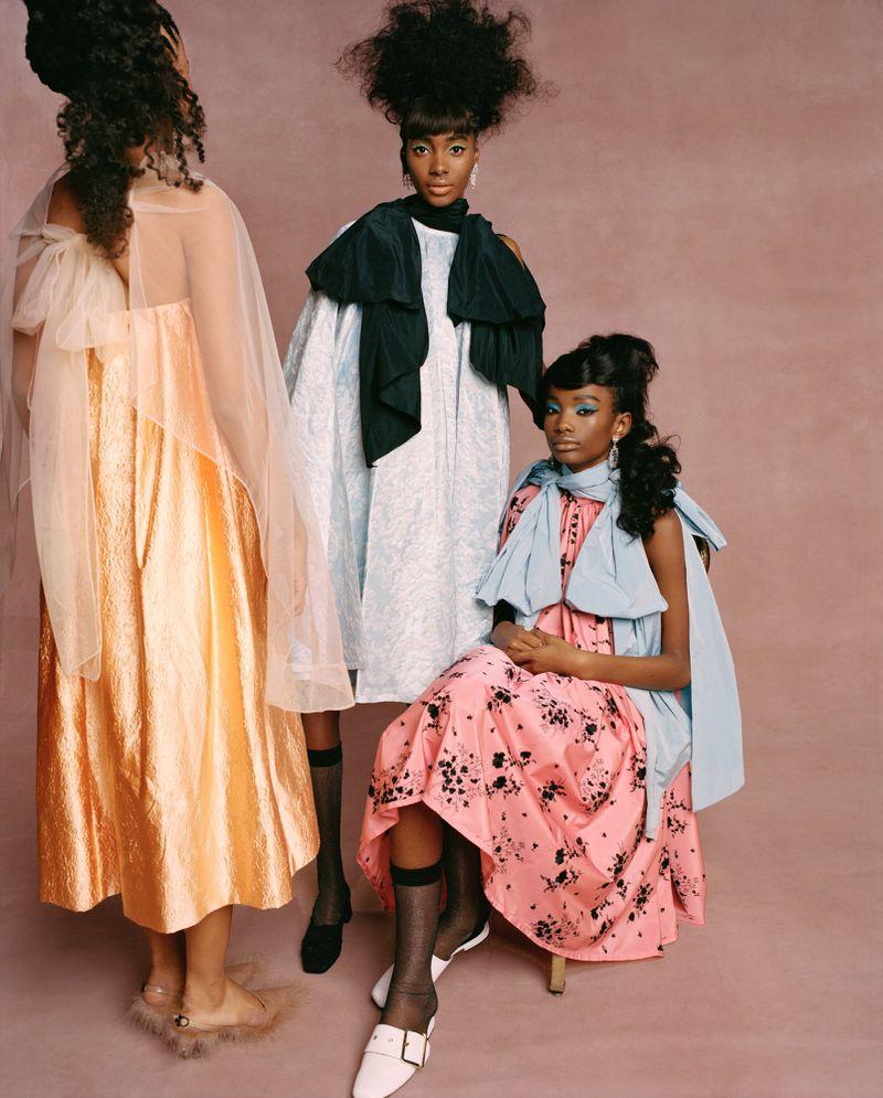 Nadine Ijewere 'Black Cotillion' for Garage Magazine SS2019 (16).jpg