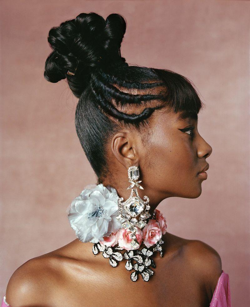 Nadine Ijewere 'Black Cotillion' for Garage Magazine SS2019 (17).jpg