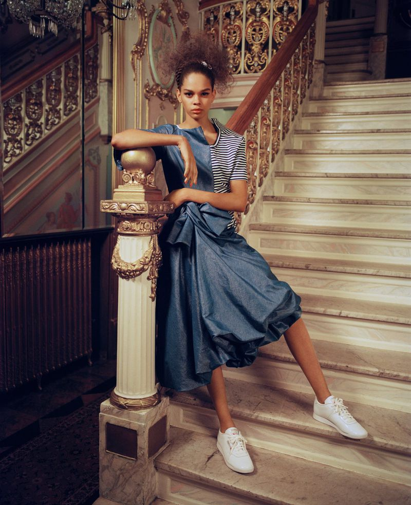 Nadine Ijewere 'Black Cotillion' for Garage Magazine SS2019 (21).jpg