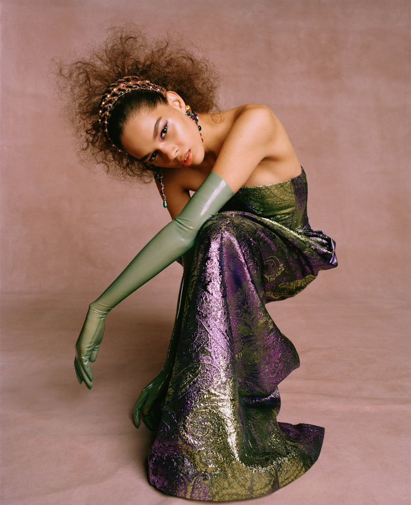 Nadine Ijewere 'Black Cotillion' for Garage Magazine SS2019 (27).jpg