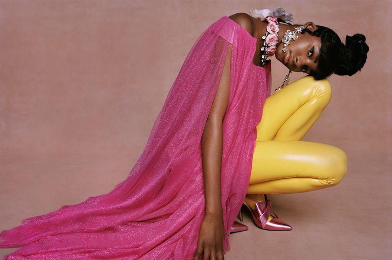 Nadine Ijewere 'Black Cotillion' for Garage Magazine SS2019 (28).jpg