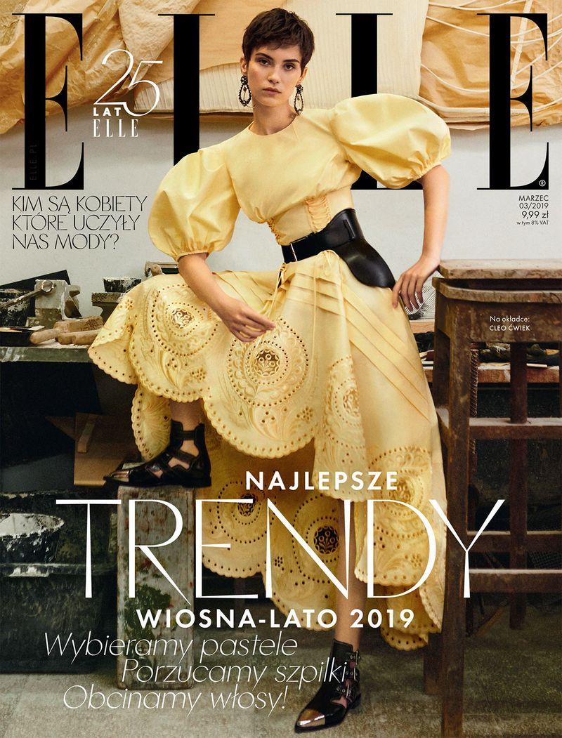 Cleo Cwiek by Agnieszka Kulesza for ELLE Poland Mar 2019 (2).jpg