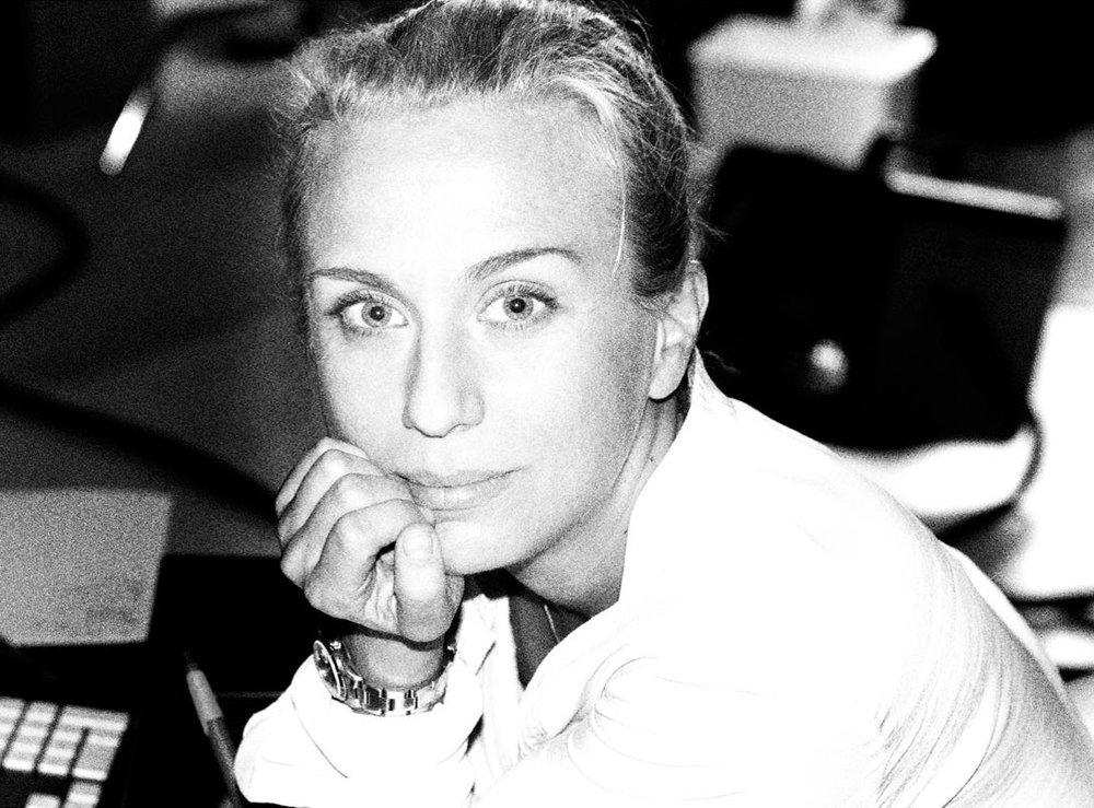 Camilla Akrans -