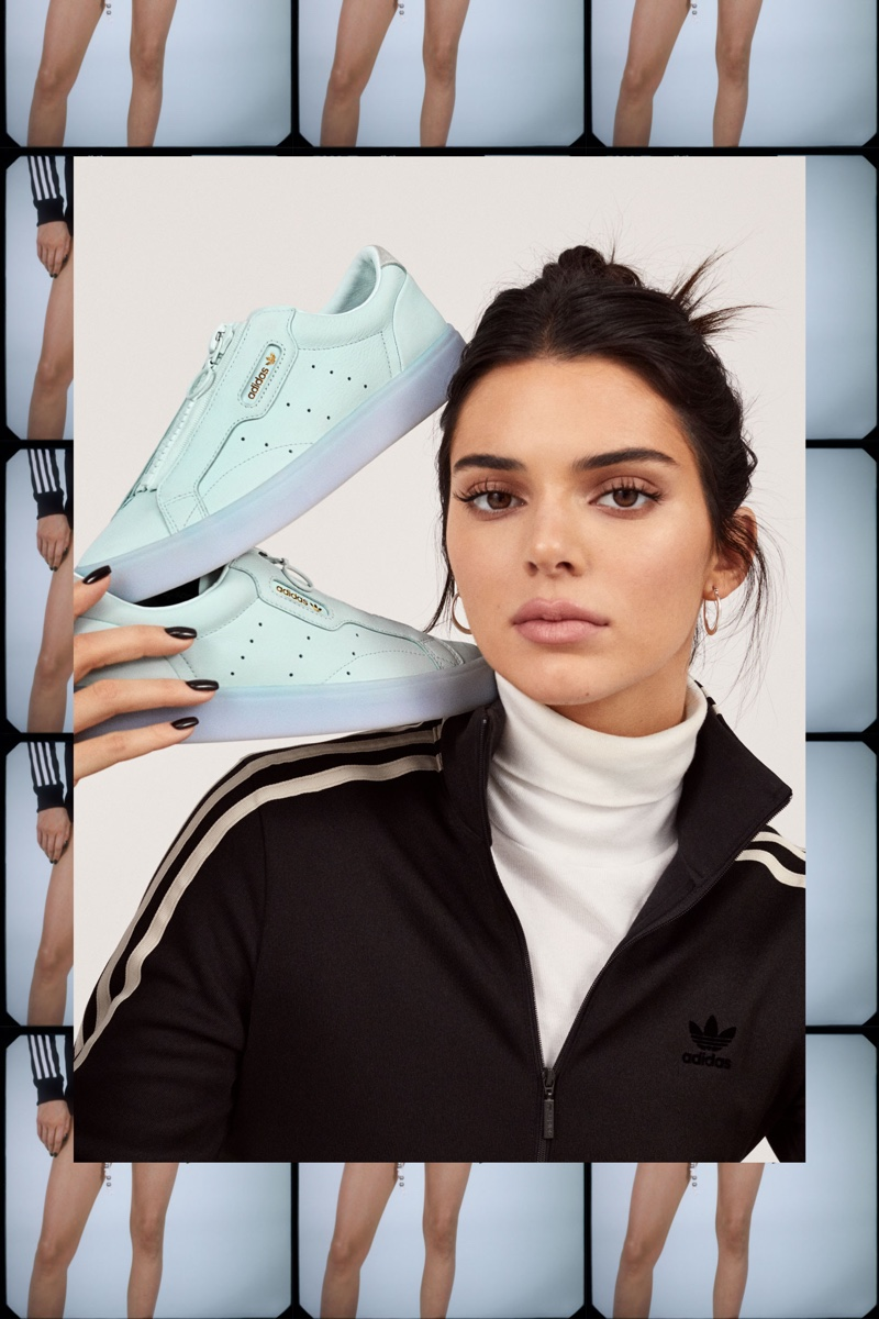 Kendall Jenner by Leonn Ward for adidas Sleek Sp 2019 (2).jpg