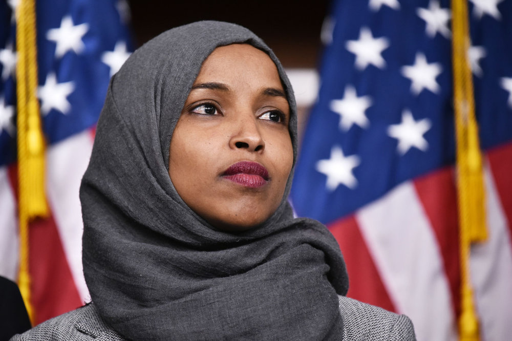 Rep. Ilhan Omar again clashes with senior Democrats over anti-Semitism.jpg