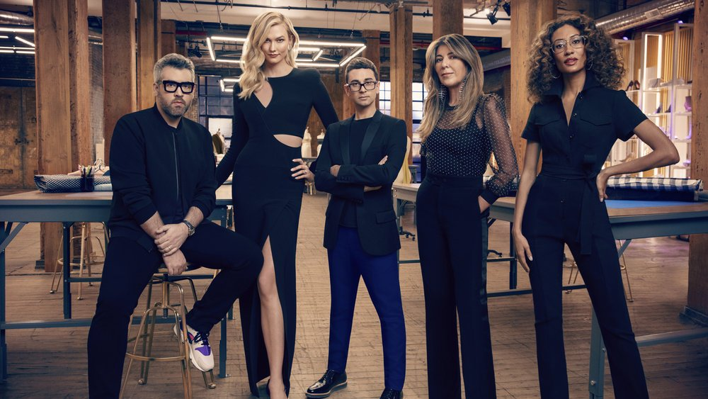 Cast of Bravo's 'Project Runway'