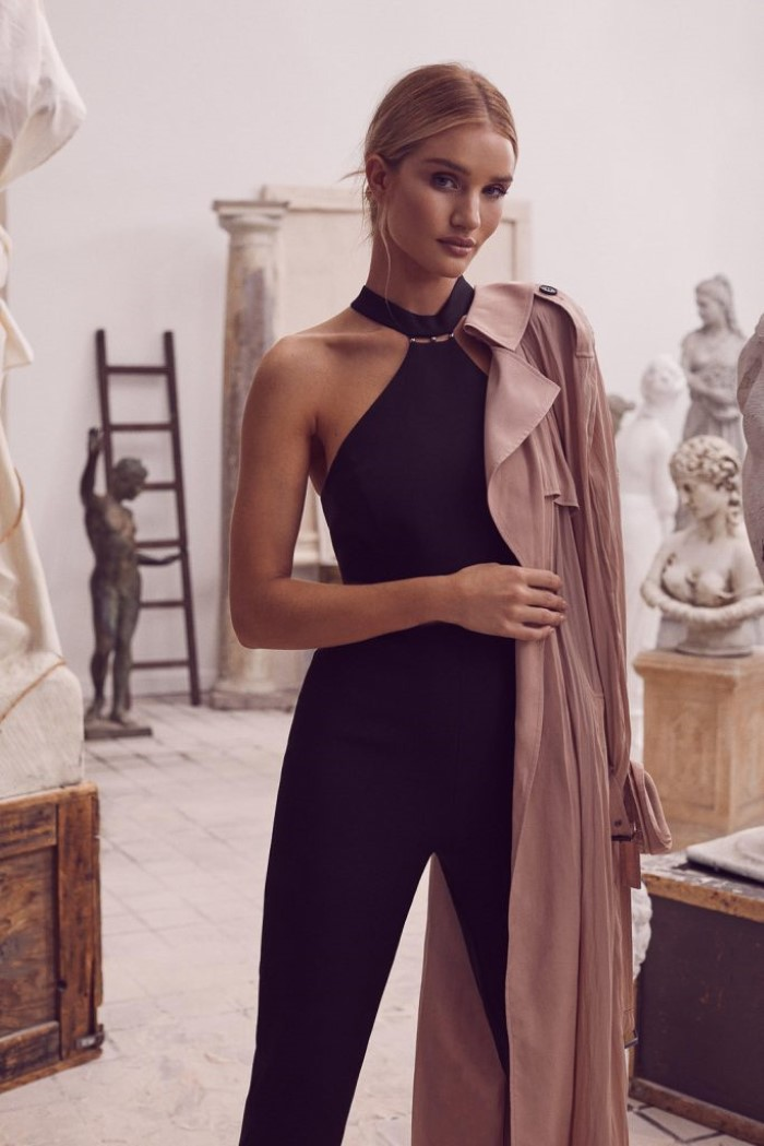 420f6ff07cba Rosie Huntington-Whiteley Shares More BCBGMAXMARIA  Modern Goddess ...