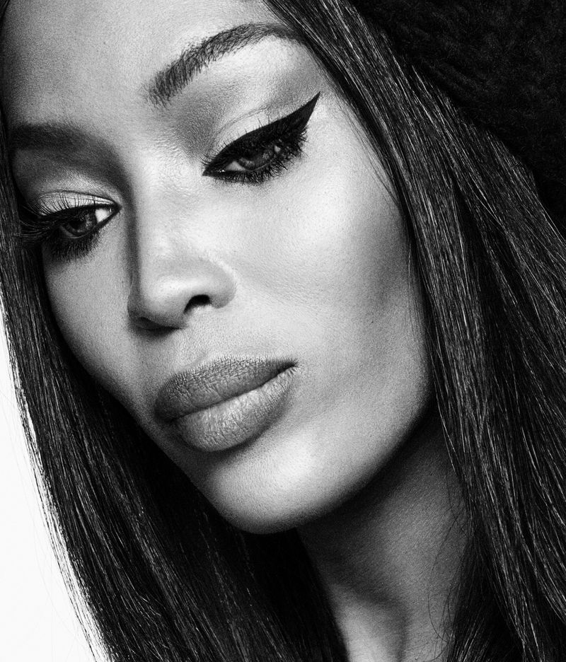 Naomi Campbell is spending a lot of time in Africa, advancing the continent's fashion influence and fashion businesses.