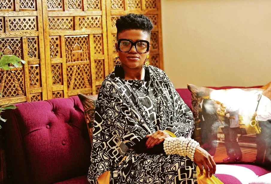 Palesa Mokubung and her signature Mantsho label are making history as the first H&M collab with an African designer. The collection drops Aug. 15, 2019.