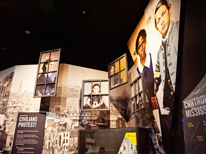 A New Civil War Museum Speaks Truths in the Former Capital