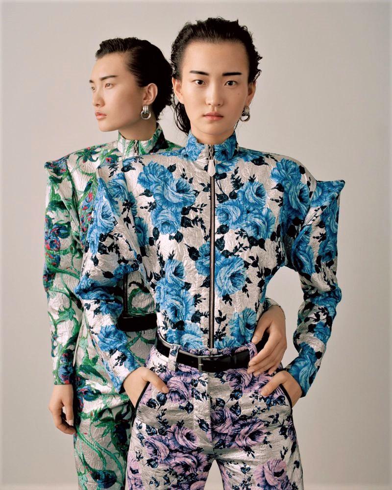 Chunjie Liu + Wangy by Zoltan Tombor for Vogue HK May 2019 (7).jpg