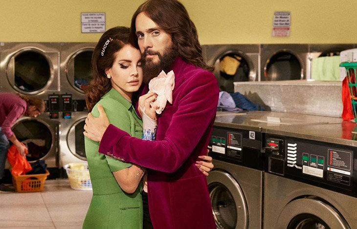 Lana Del Rey And Jared Leto For Gucci Guilty Love Edition By Glen Luchford Anne Of Carversville