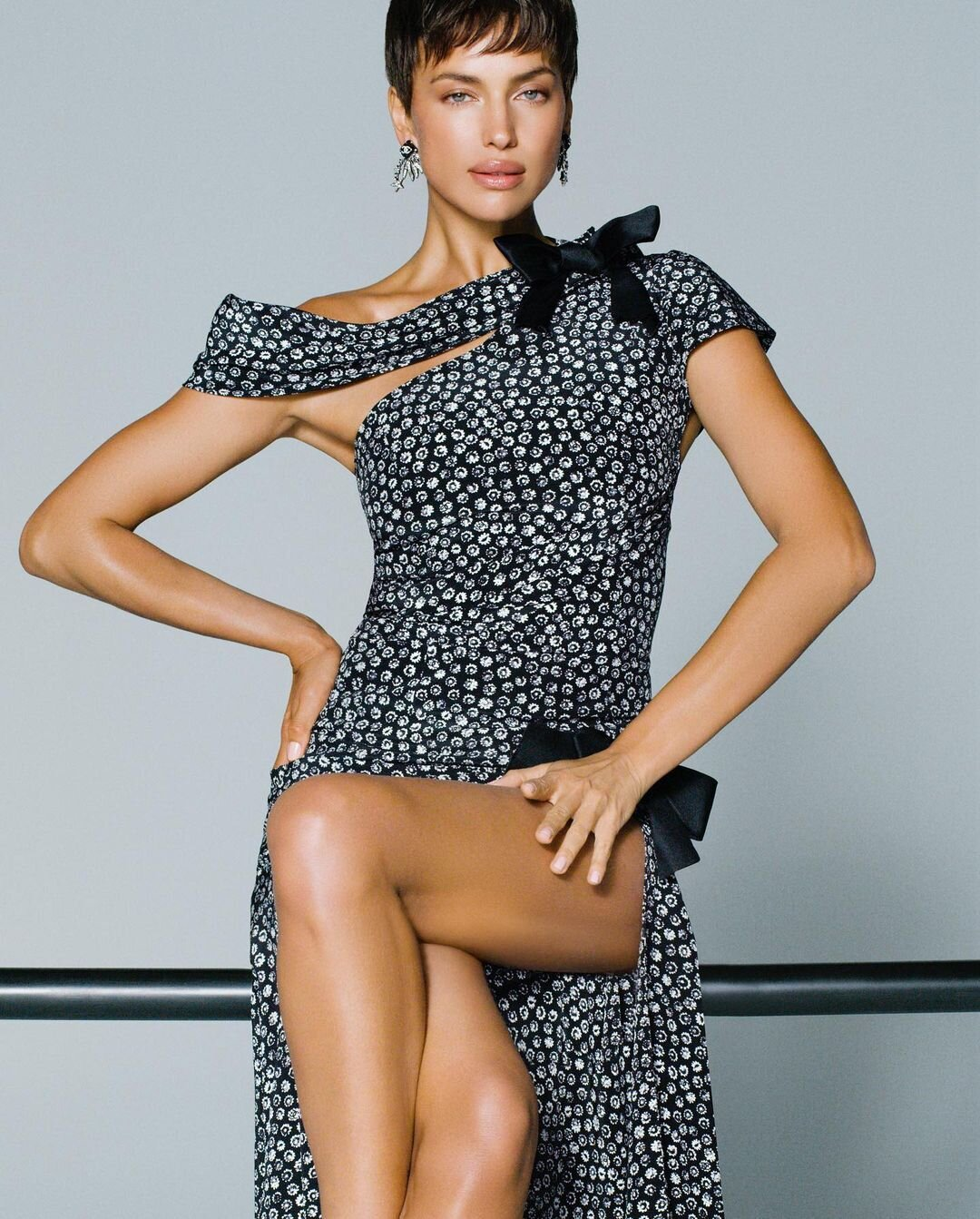 Irina Shayk Sizzles in Sensual Chanel Elegance by the Morelli Brothers for Vogue Thailand — Anne of Carversville