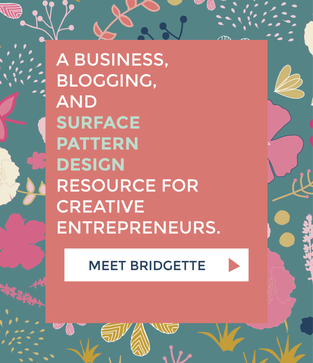 Love Midge - A Business, Blogging, and Surface Pattern Design Resource for Creative Entrepreneurs
