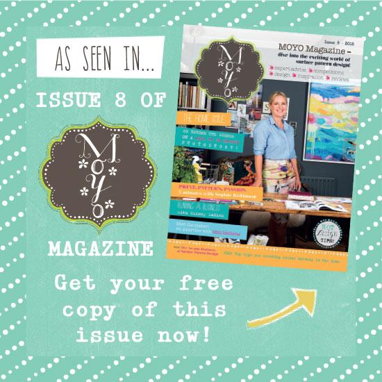 Love Midge As Seen in MOYO Magazine