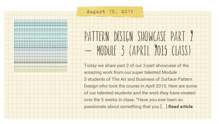 Module 3 Pattern Design Showcase