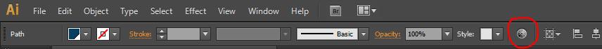 Adobe Illustrator recolor artwork tool